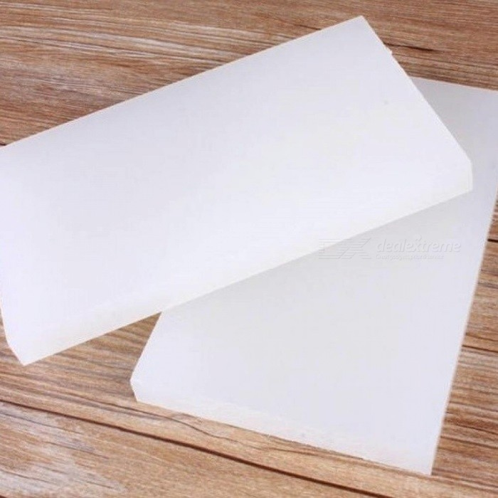 PVC-White-Cutting-Board-Rubber-Mallet-Mat-Leather-Craft-Tools-For-Cutting-Punching-Stamp-2Type-Choose-20x12CM-No-Cover