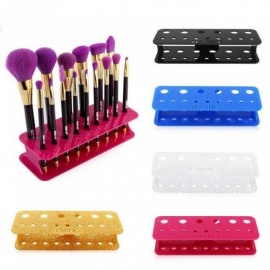 Cosmetic Puff Special Section 1pc New 4 Color Makeup Sponge Gourd Powder Puff Rack Egg Powder Puff Bracket Box Dryer Organizer Beauty Shelf Holder Tool