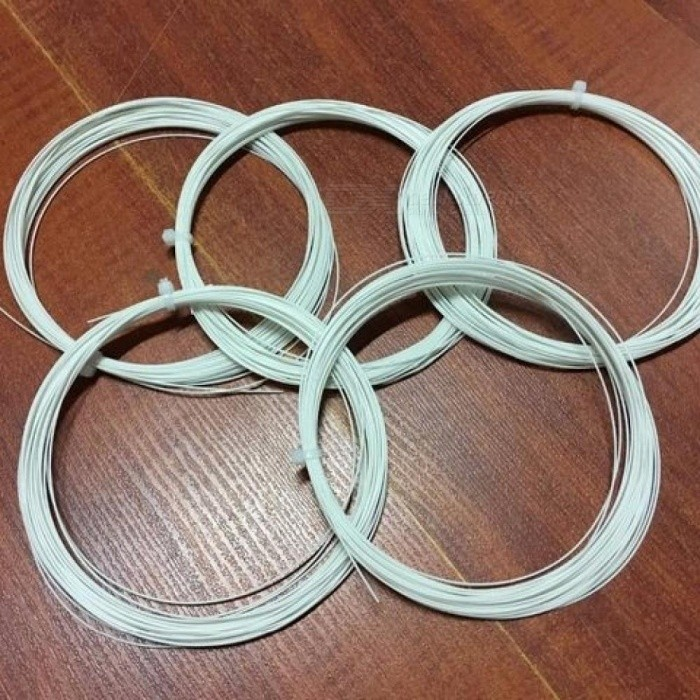 Badminton-Racket-String-Nylon-Strings-ULTIMAX-Mix-Colors-For-5-PiecesLot-White-Black-Blue-Red-Green-Yellow-5pcsLot