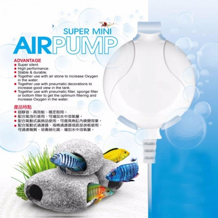 220-240V-Quiet-Silent-Mini-Nano-Air-Pump-with-Air-Tube-and-Air-Stone-for-Aquarium-Fish-Water-Plant-Tank-MWhite