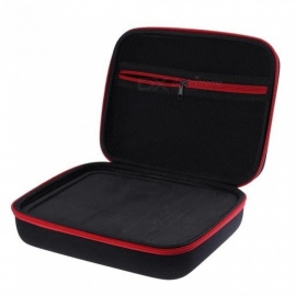Mini Game Console Hard Carry Case Cover Storage Bag for Nintendo For SFC SNES Family Computer Hard Travel Case High Quality Box Black