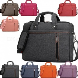 12-17-Inch-Waterproof-Computer-Laptop-Notebook-Tablet-Bag-Bags-Case-Messenger-Shoulder-for-Men-and-Women-Black