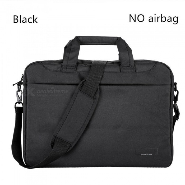 Laptop-Bag-173-17-156-14-12-Inch-Nylon-Airbag-Shoulder-Handbag-Computer-Bags-Waterproof-Messenger-Women-men-Notebook-Bag-14-inchBlack-NO-Airbag