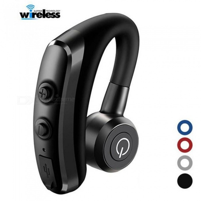 New-K5-Ear-hook-Bluetooth-Sports-Earphone-Business-Wireless-Headset-Hands-Free-for-iPhone-Android-Smartphone-Black