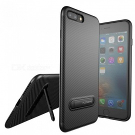 Mobile Phone Bumper for iPhone 6 7 Cases iPhone7 Back Cover Case for iPhone 6 6S 7 Plus with Replaceable Holder For iPhone 7/Silver
