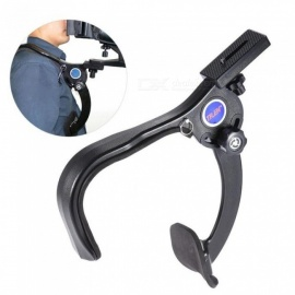 Hands-free Shoulder Mount Shouldering Support Pad Stabilizer for DSLR Camera Camcorder HD DV Video Filming A