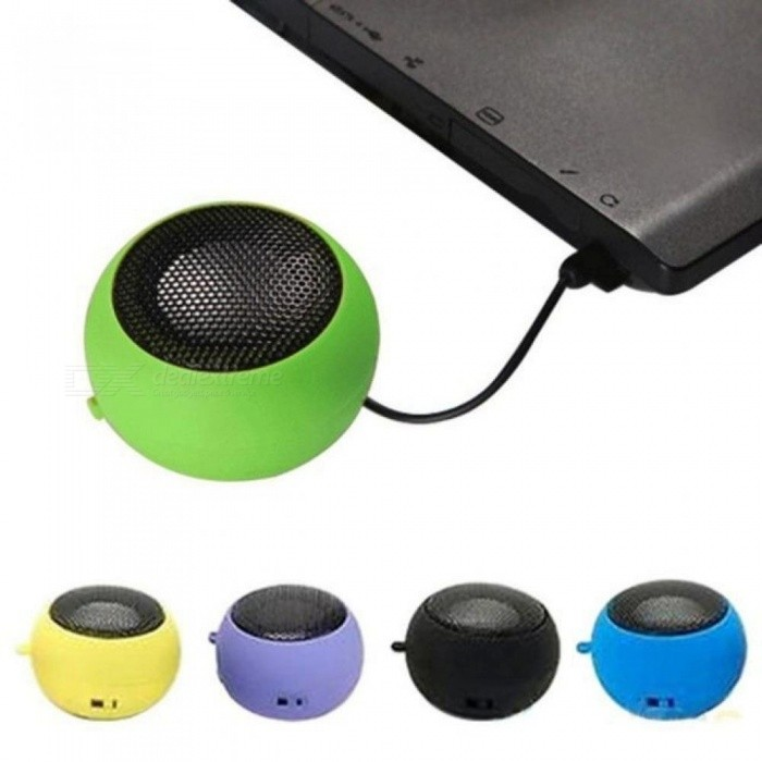 Mini Portable Hamburger Speaker Amplifier For iPod iPad Laptop for iPhone Tablet PC With Multi Color Optional