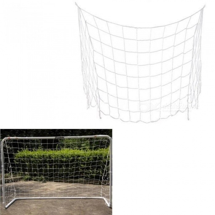 Buy Football Soccer Goal Net Polypropylene Fiber Football necessity Sports Match Training Tools  1.2X0.8M A with Litecoins with Free Shipping on Gipsybee.com