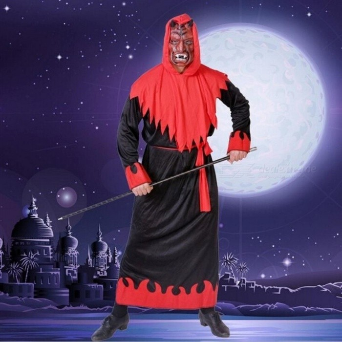 Halloween-Costumes-Performances-For-Men-Cosplay-Costume-Devil-Death-Vampire-Terror-With-Red-And-Black-Color-OtherOne-Size