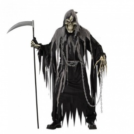 Mens-Halloween-MrGrim-Costume-Cosplay-Adult-Man-Horror-Death-Vampire-Halloween-Cosplay-With-Black-Color-GrimGrim