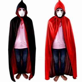 Halloween-Cosplay-Vampire-Cloak-Collar-Hat-Black-And-Red-Double-Cloak-Witch-Cloak-For-Adults-And-Kids-Hat-cloak-120cm