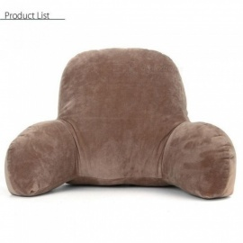 Lounger-Lumbar-Pillow-Back-Support-Office-Chair-Backrest-Bed-Reading-living-Room-Wedge-TV-Decorative-Cushion-Home-Decor-A