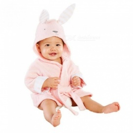 Cute-Boys-Girls-Animal-Ears-Bathrobe-Hooded-Bath-Robes-Towel-Infant-Baby-Long-Sleeve-Hoodies-Belt-Bathing-Robes-Sleepwear-Mouse-6M