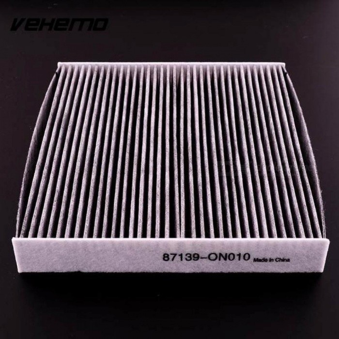 OEM Carbonized Grey Cabin Air Filter For Car Auto For TOYOTA Yaris Highlander Land Cruiser RAV4  Tundra Venza