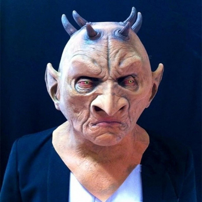 Eco-friendly-Latex-Six-Horned-Monster-Mask-Halloween-Carnival-Masquerade-Cosplay-Costumes-Props-Horror-Devil-Masks-A