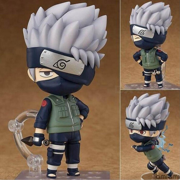 Naruto-Shippuden-Hatake-Kakashi-Nendoroid-724-Anime-Action-Figure-PVC-Toys-Collection-Figures-For-Friends-Gifts-10cm-Without-Retail-Box