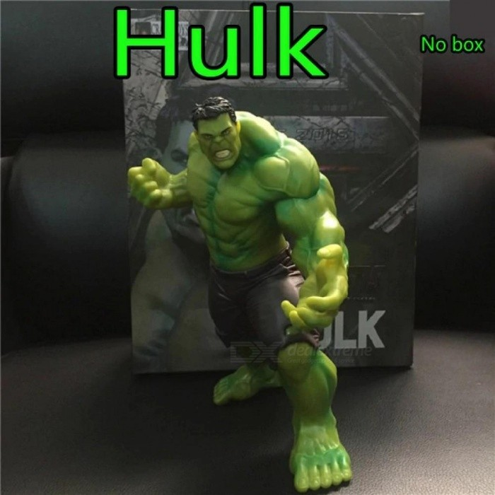 The-Hulk-Pvc-Action-Figure-Toy-Anime-Marvels-The-Avengers-Hulk-Display-Model-Collection-Toys-Birthday-Christmas-Gift-20CM-20cm