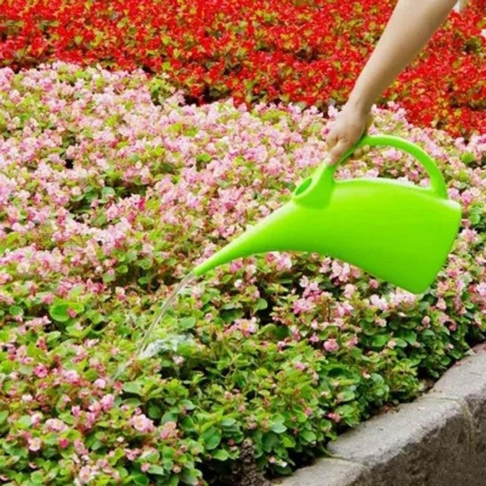 2L-Durable-Watering-Can-Long-Spout-Flower-Garden-Tools-Handy-Home-Green-Potted-Small-Shower-Kettle-Sprinkler-Red