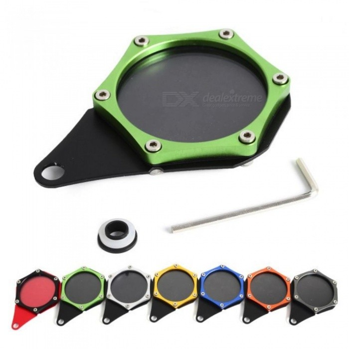 Scooters-Quad-Bikes-Mopeds-ATV-Motorcycle-Motorbike-Tax-Disc-Plate-Holder-Green-Silver-Titanium-Color-Optional-Titanium