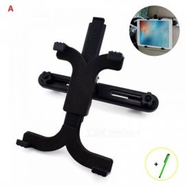Car Holder For Back Seat Tablet Stand Headrest  For Tablet 10.1 For Ipad Air 2 For Kindle Paperwhite Black B
