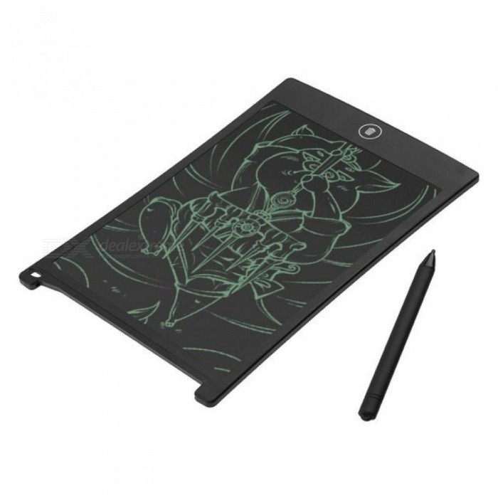 LCD Writing Tablet 8.5 inch Digital Drawing Electronic Handwriting Pad Message Graphics Board Kids Writing Board Children Gifts 8.5 inch