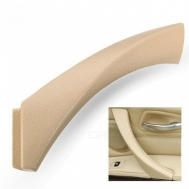Car Right Interior Door Handle Trim Cover For BMW 3 Series E90 E91 E92 51419150340 ABS Material Beige Left