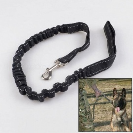 Dog Harness Pet Dog Leash Elastic Rope Strap Walking Safety Lead Puppy Lead Security Dog Collar Leash Training Pet Supplies Free Size/Red