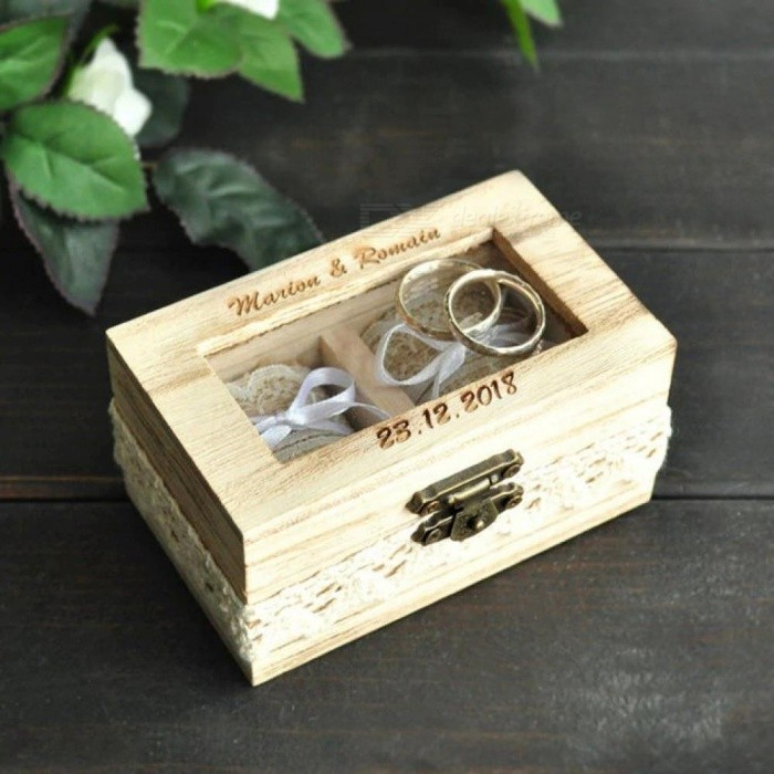 Personalized-Wedding-Ring-Wooden-Box-Double-Ring-Box-Rustic-Jewelry-Box-Wedding-Ring-Holder-Wooden-Material-A