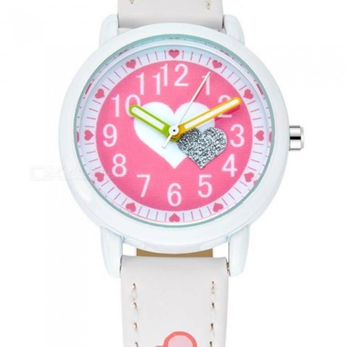 Love-Hearts-child-Watches-Girl-Leather-Printing-Strap-Cartoon-Kids-Watch-Students-Quartz-Wristwatch-Casual-Fashion-Horloge-Blue