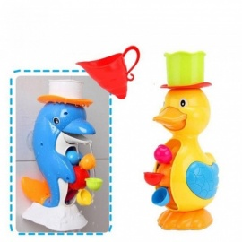 Funny-Water-Game-Bath-Toy-DuckDolphin-Shower-Faucet-Baby-Bath-Spout-Play-Bathroom-Toys-for-Kids-or-Beach-Toy-in-Summer-Dolpin