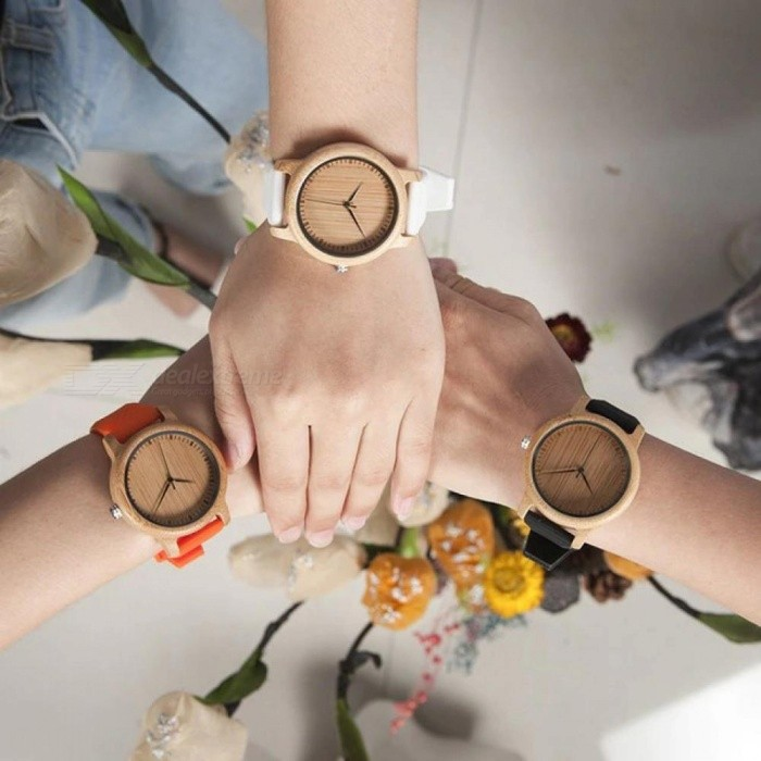 Women-Watch-Ladies-Luxury-Bamboo-Wood-Timepieces-Silicone-Straps-Relojes-Mujer-Marca-DE-Lujo-Great-Gifts-For-Girls-White