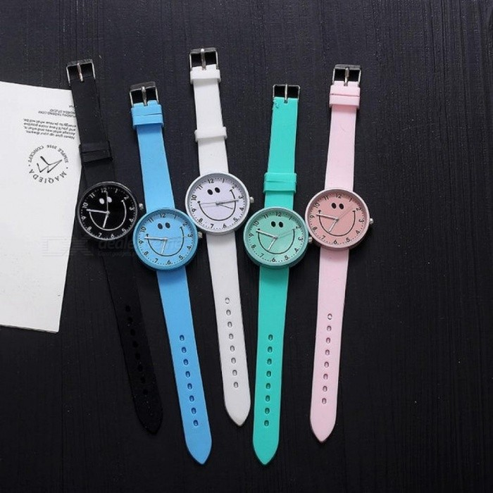 Buy Fashion Silicone Wrist Watch Women Watches Ladies Brand Famous Quartz Wristwatch For Female Clock Montre Femme Black with Litecoins with Free Shipping on Gipsybee.com