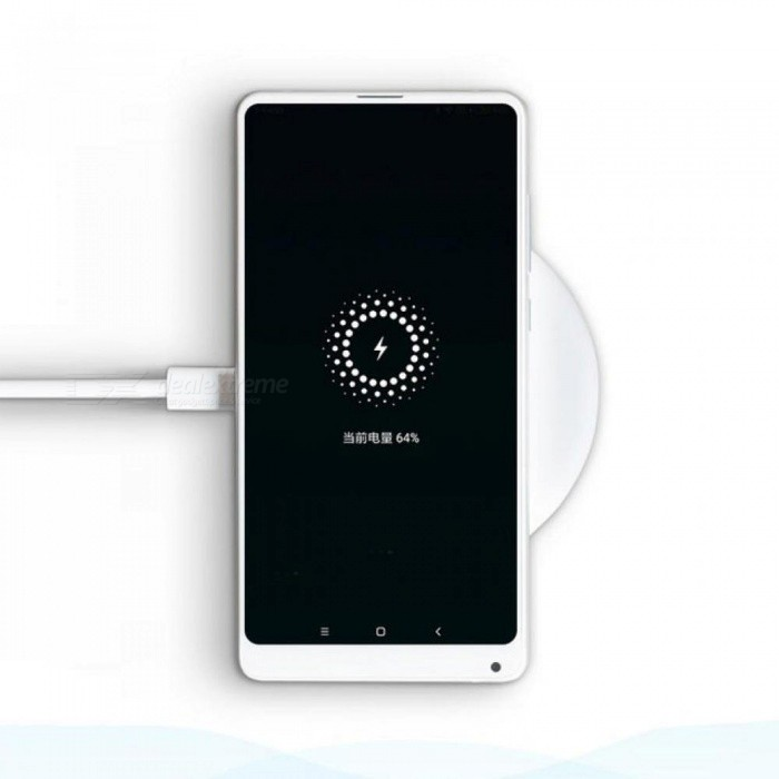 Xiaomi Wireless Charger Quick Charge For Xiaomi Mi Mix 2S Qi Universal Charging For iPhone X iphone 8 Samsung s8 s9