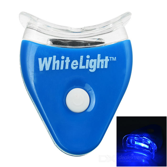 Professional Light-Tech Teeth Whitener Kit - Blue