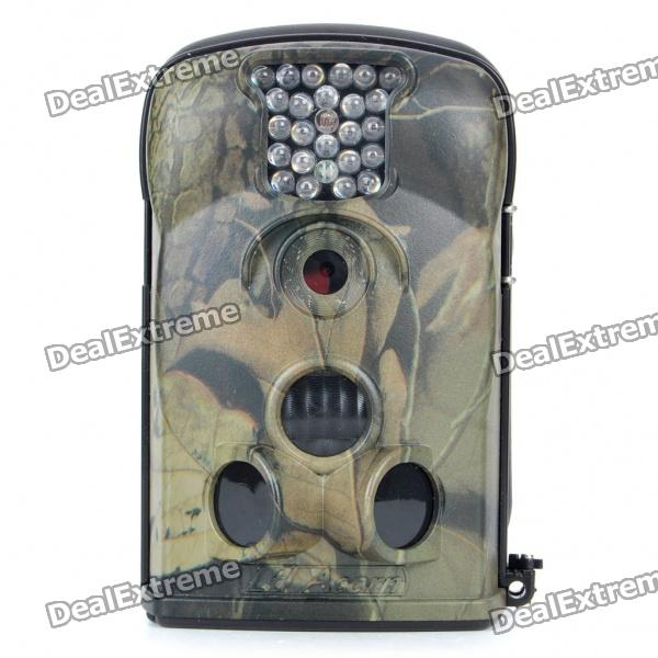 "Ltl-5210A 5MP Hunting Trail Digital Video Camcorder w/ 25-LED IR Night Vision/TV-Out/SD (2.34"" TFT)"